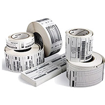 Rolls of Barcode Labels