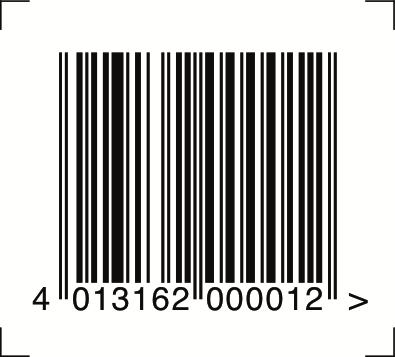 barcode ean 13 musterbarcodes sc gr en. Black Bedroom Furniture Sets. Home Design Ideas