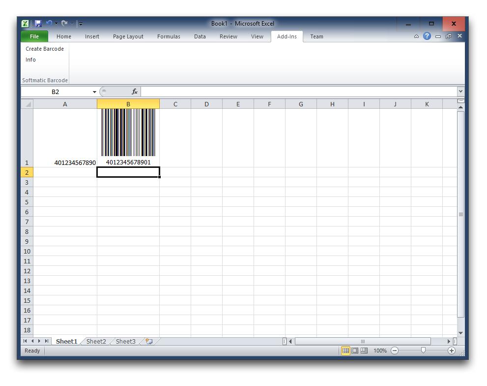 Barcode EAN 13 - Musterbarcodes, SC Größen, Prüfziffernberechnung ...