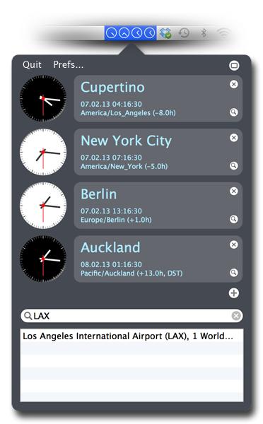 Free world clock for mac os x 10 12